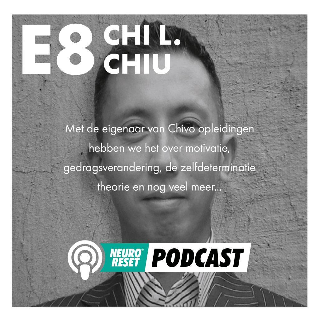 Podcast over gedrag met Chivo